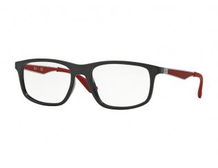 Brillenrahmen Quadratisch - Brille Ray-Ban RX7055 - 5418