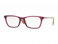 Brillenrahmen Quadratisch - Brille Ray-Ban RX7053 - 5526
