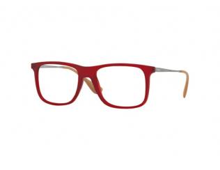 Brillenrahmen Quadratisch - Brille Ray-Ban RX7054 - 5525