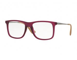 Brillenrahmen Quadratisch - Brille Ray-Ban RX7054 - 5526