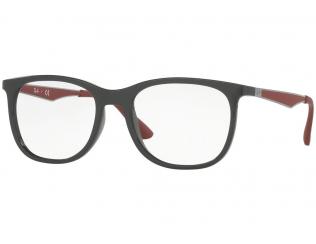 Brillenrahmen Quadratisch - Brille Ray-Ban RX7078 - 5598
