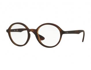 Brillenrahmen Rund - Brille Ray-Ban RX7075 - 5365