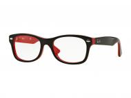 Brillenrahmen Quadratisch - Brille Ray-Ban RY1528 - 3573