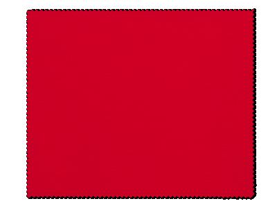 Brillenreinigungstuch - Rot