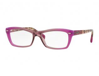 Brillenrahmen Rechteckig - Brille Ray-Ban RX5255 - 5489