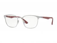 Brillenrahmen Rechteckig - Brille Ray-Ban RX6362 - 2880
