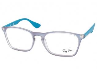 Quadratische Brillen - Brille Ray-Ban RX7045 - 5484