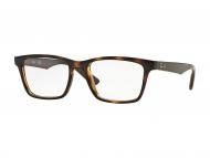 Brillenrahmen Quadratisch - Brille Ray-Ban RX7025 - 5577