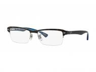 Brillenrahmen Rechteckig - Brille Ray-Ban RX7014 - 5068