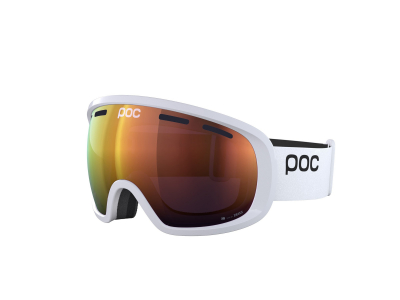 POC Fovea Clarity Hydrogen White/Spektris Orange