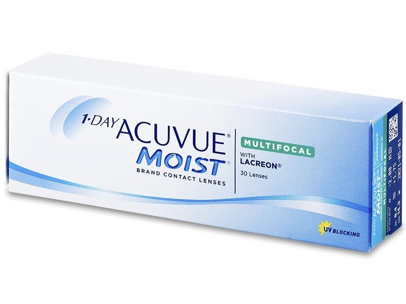 1 Day Acuvue Moist Multifocal (30 Linsen) - Torische Kontaktlinsen