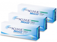 multifokale Kontaktlinsen - 1 Day Acuvue Moist Multifocal (90 Linsen)