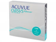 Kontaktlinsen Johnson and Johnson - Acuvue Oasys 1-Day with Hydraluxe (90 Linsen)