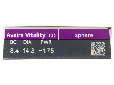 Avaira Vitality (3 Linsen) - Vorschau