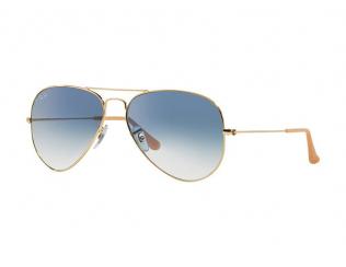 Sonnenbrillen Aviator - Sonnenbrille Ray-Ban Original Aviator RB3025 - 001/3F