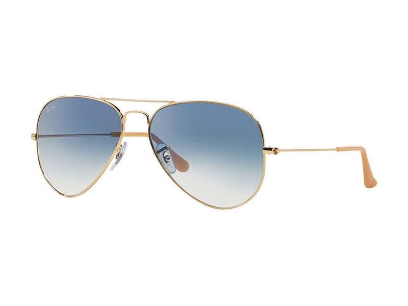 Sonnenbrille Ray-Ban Original Aviator RB3025 - 001/3F