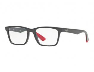Brillenrahmen Quadratisch - Brille Ray-Ban RX7025 - 5418