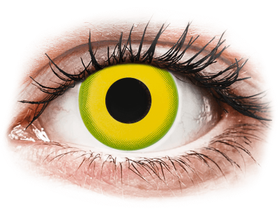 CRAZY LENS - Forest Children - Tageslinsen ohne Stärke (2 Linsen)