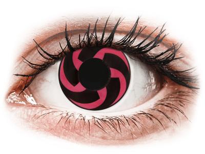 CRAZY LENS - Haku - Tageslinsen ohne Stärke (2 Linsen)