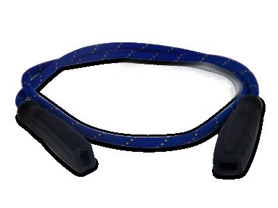 Blaues Band für Brillen EC
