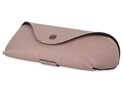 Pinkes Etui für Brillen SH224-1
