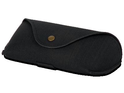 Schwarzes Etui für Brillen SH224-1