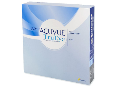 1 Day Acuvue TruEye (90Linsen) - Tageslinsen