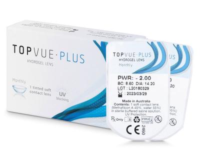 TopVue Plus (1+1 Linse) - Spar-Set