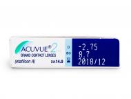 Acuvue 2 (6Linsen) - Vorschau