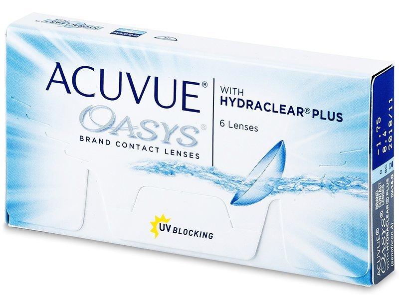 Acuvue Oasys (6Linsen) - 2-Wochen-Kontaktlinsen