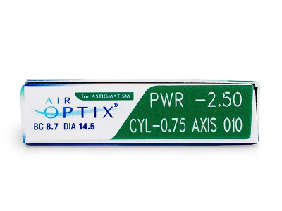 Air Optix for Astigmatism (3 Linsen) - Vorschau