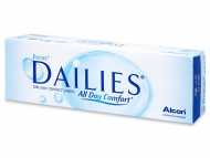 Kontaktlinsen Alcon - Focus Dailies All Day Comfort (30 Linsen)