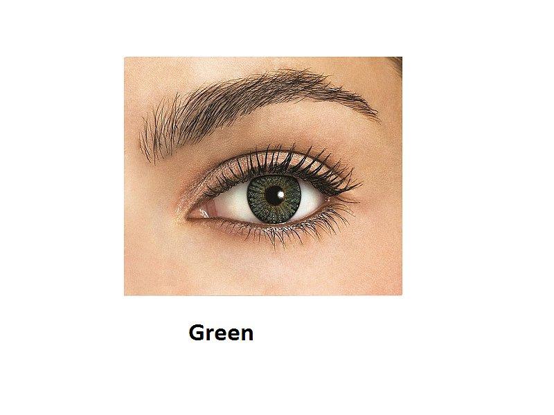 FreshLook ColorBlends (2Linsen) - Green