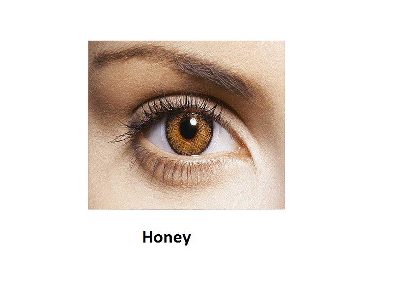 FreshLook ColorBlends (2Linsen) - Honey