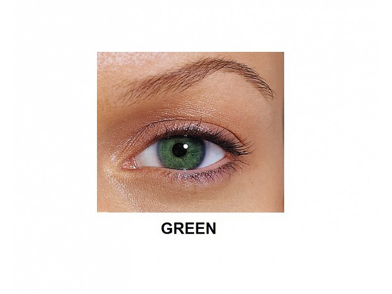 FreshLook Colors (2Linsen) - Green