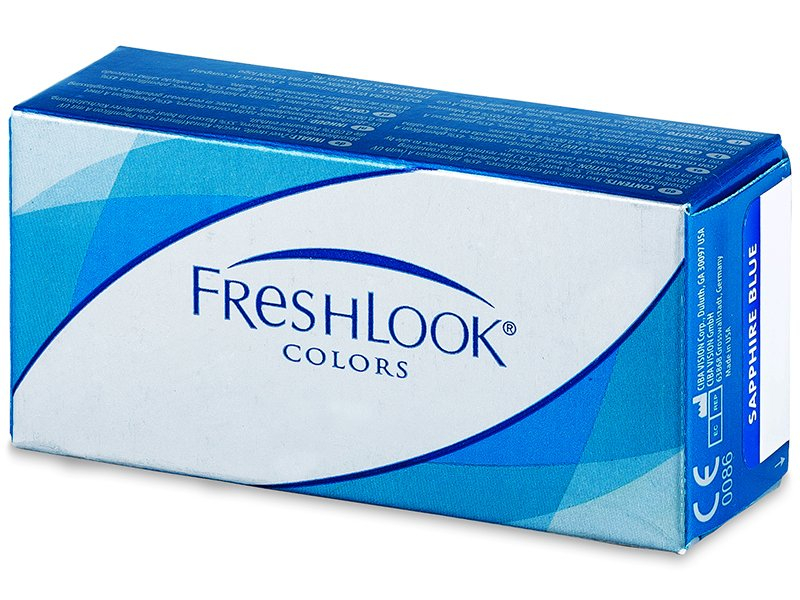 FreshLook Colors (2Linsen) - Farblinsen