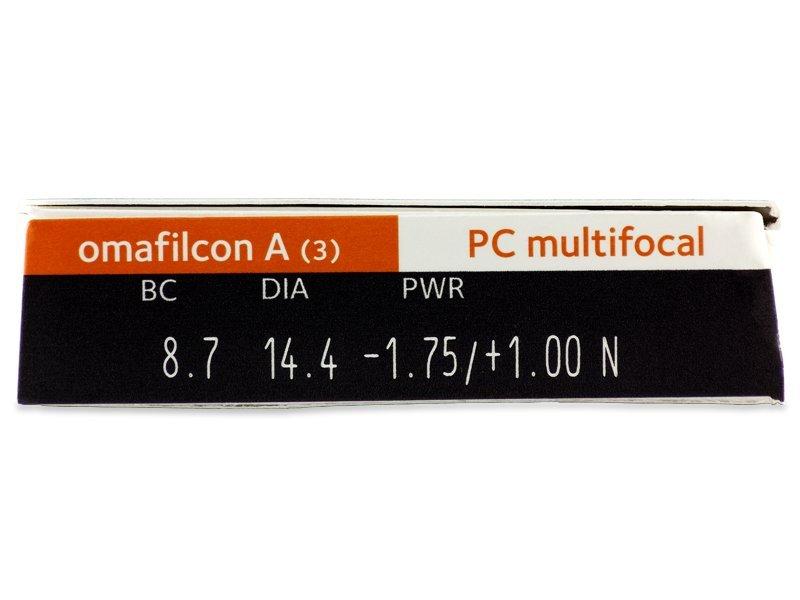Proclear Multifocal (3Linsen) - Vorschau