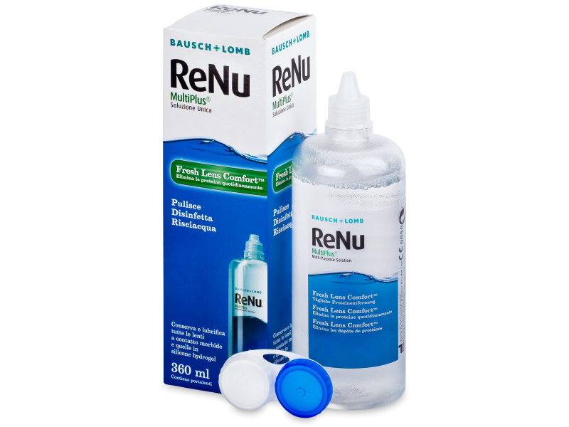 ReNu MultiPlus 360ml  - Reinigungslösung