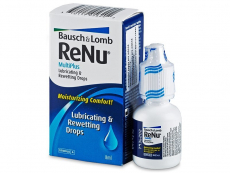 ReNu MultiPlus Drops 8 ml  - Älteres Design
