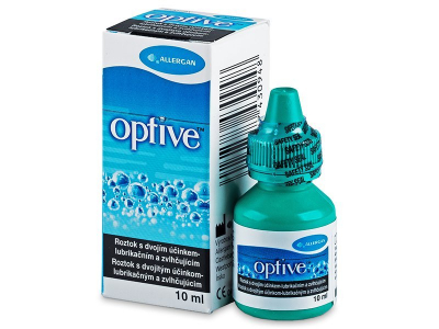 OPTIVE 10 ml  - Älteres Design