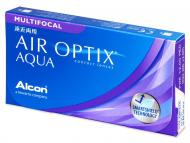 Air Optix Aqua Multifocal (6Linsen) - Multifokale Kontaktlinsen