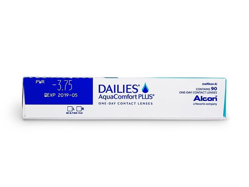 Vorschau - Dailies AquaComfort Plus (90Linsen)