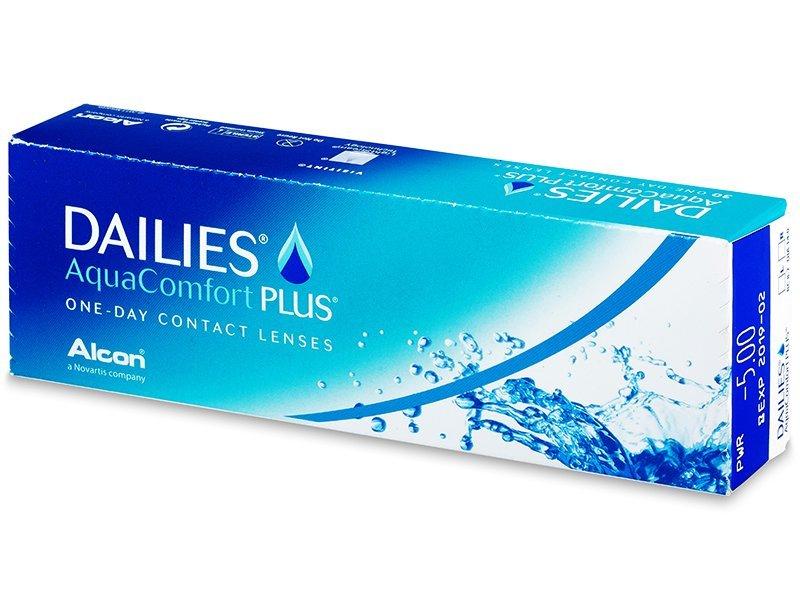 Dailies AquaComfort Plus (30Linsen) - Tageslinsen