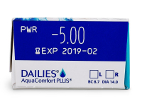 Dailies AquaComfort Plus (30Linsen) - Vorschau