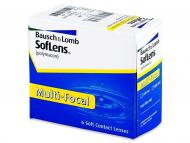 multifokale Kontaktlinsen - SofLens Multi-Focal (6Linsen)