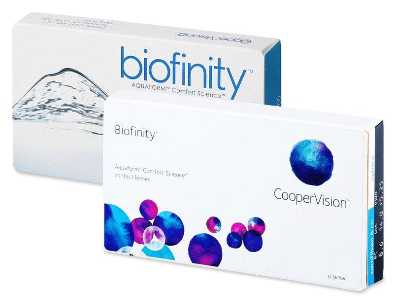 Biofinity (6Linsen) - Älteres Design