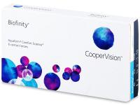 Biofinity (6Linsen) - Monatslinsen