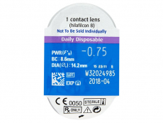 SofLens Daily Disposable (30Linsen) - Älteres Design