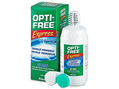 OPTI-FREE Express 355ml  - Älteres Design