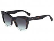 Sonnenbrillen Fendi - Fendi FF 0238/S PHW/IB